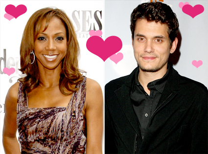 Holly Robinson Peete, John Mayer