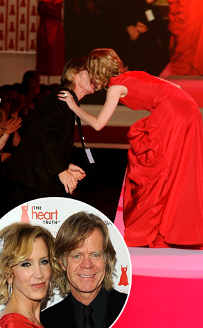 Felicity Huffman, William H.Macy