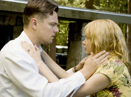 Shutter Island, Michelle Williams, Leonardo DiCaprio