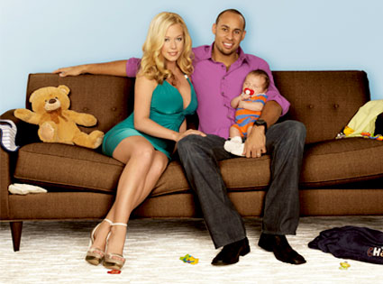 Kendra Wilkinson-Baskett, Hank Baskett, Hank Jr.
