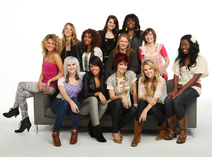 American Idol, Top 12 Girls
