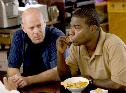Bruce Willis, Tracy Morgan, Cop Out