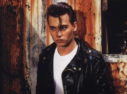 Johnny Depp, Cry Baby