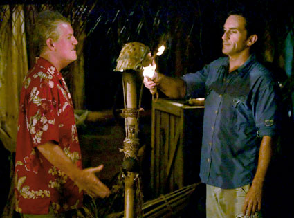 Survivor, Heroes, Villains, Randy Bailey, Jeff Probst