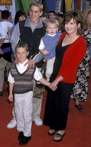 Marie Osmond, Family