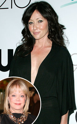 Shannen Doherty, Candy Spelling