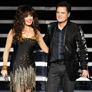 Donny and marie osmond not so nice after all e news marie osmond donny osmond m4hsunfo