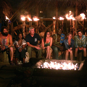 Survivor Heroes vs. Villains, Tribal Council, Heroes