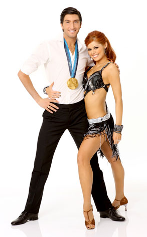 Evan Lyacek, Anna Trebunskaya, Dancing with the Stars