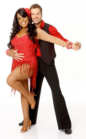 Neicy Nash, Louis Van Amstel, Dancing with the Stars