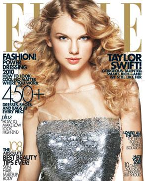Elle, Taylor Swift