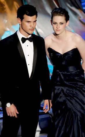 Taylor Lautner, Kristen Stewart