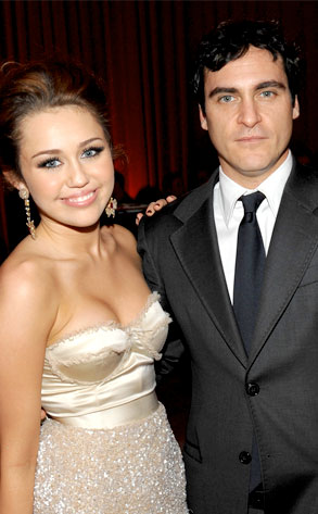 Miley Cyrus, Joaquin Phoenix