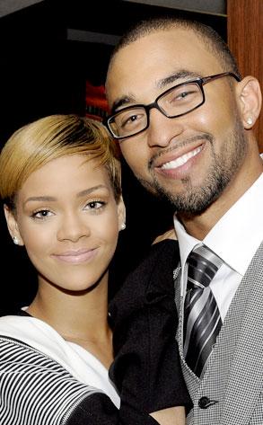 Rihanna, Matt Kemp,