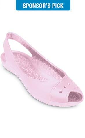 Crocs Sponsors Pic