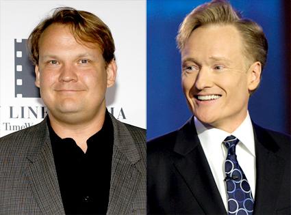 Andy Richter, Conan O'Brien