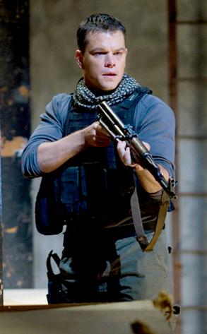 Green Zone, Matt Damon