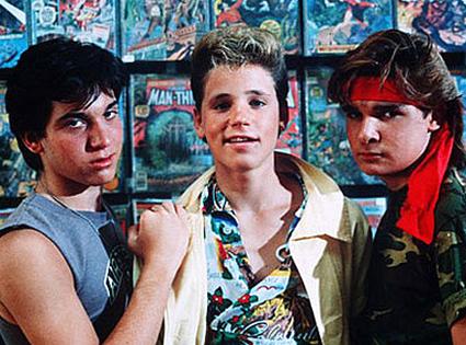The Lost Boys, Corey Haim, Corey Feldman