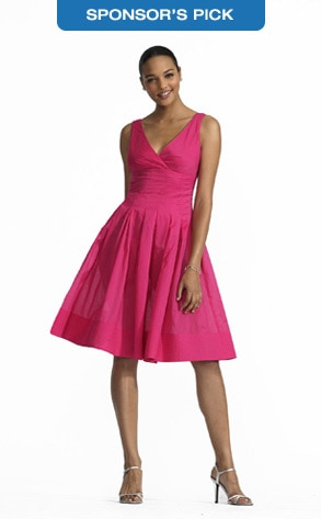 JC Penney American Living Pink Dress
