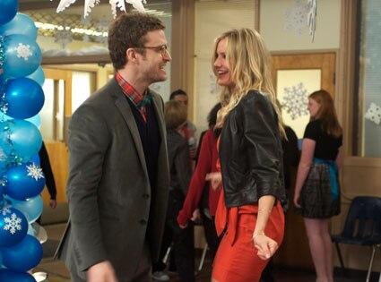 Bad Teacher, Justin Timberlake, Cameron Diaz