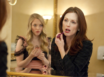 Amanda Seyfried, Julianne Moore, Chloe