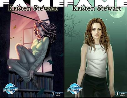 Kristen Stewart, Comic