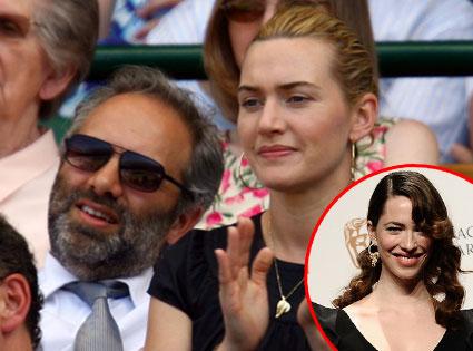Sam Mendes, Kate Winslet, Rebecca Hall