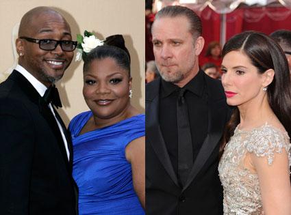 Sandra Bullock, Jesse James, Mo'Nique, Sidney Hicks