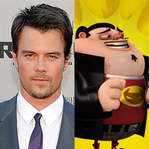 Josh Duhamel, Fan Boy