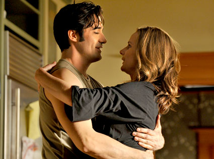 Gilles Marini, Rachel Griffiths, Brothers and Sisters
