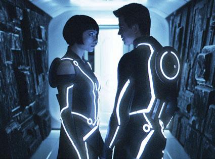 Olivia Wilde, Tron: Legacy