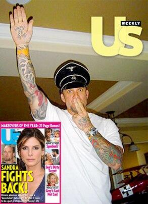 Jesse James, Sandra Bullock, US Weekly