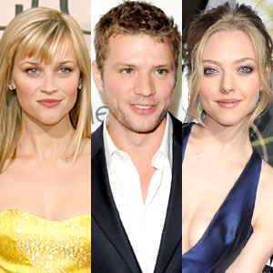 Reese Witherspoon, Ryan Phillippe, Amanda Seyfried