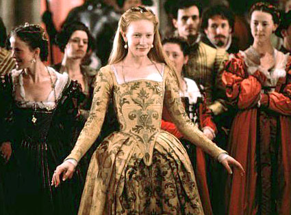 Cate Blanchett, Elizabeth