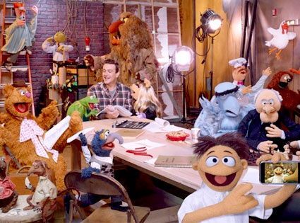 Jason Segel, The Muppets
