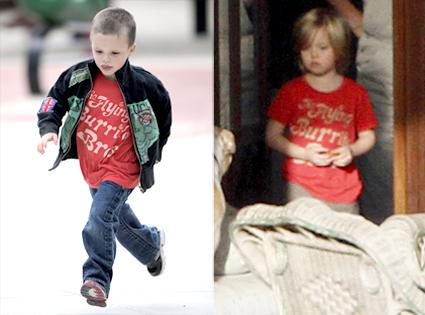 Cruz Beckham, Shiloh Jolie-Pitt