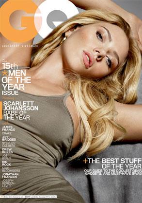 Scarlett Johansson, GQ