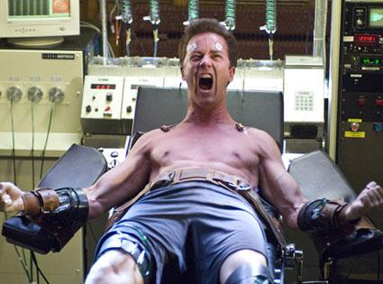 The Incredible Hulk, Edward Norton