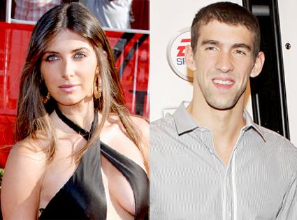 Brittny Gastineau, Michael Phelps