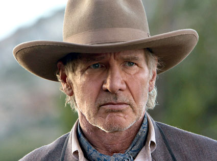 Cowboys and Aliens, Harrison Ford