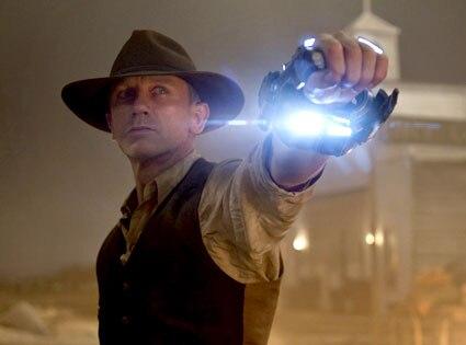 Cowboys and Aliens, Daniel Craig