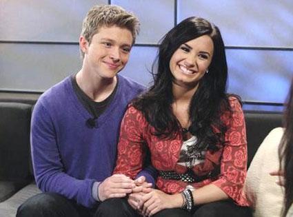 Demi Lovato, Sterling Knight