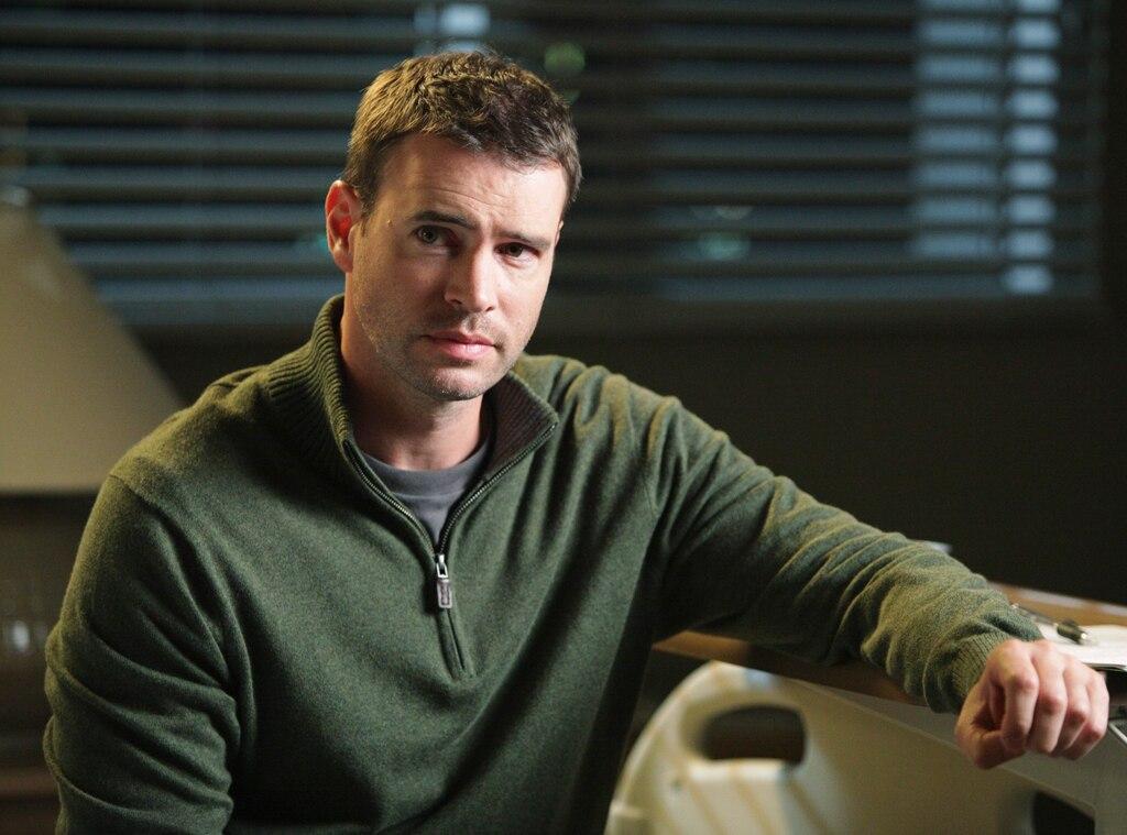 Scott Foley, Greys Anatomy