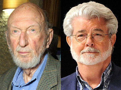 George Lucas, Irvin Kershner