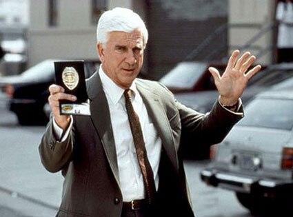 Leslie Nielsen, Police Squad