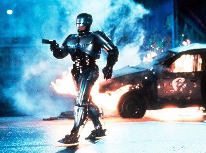 Robocop II, PETER WELLER
