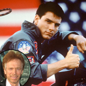 Jerry Bruckheimer, Tom Cruise