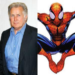 Spiderman,Martin Sheen
