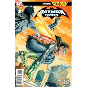 Batman and Robin, DC Comics