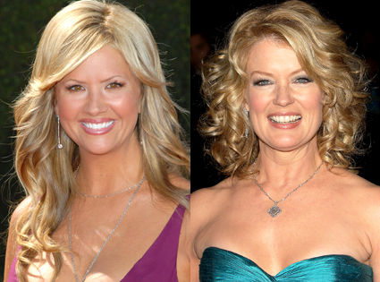 Nancy O'Dell, Mary Hart
